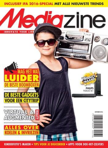 fa0e58876f37f3 Mediazine België Oktober 2016 by Mediazine België Belgique - issuu
