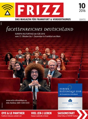 FRIZZ Das Magazin Frankfurt Oktober 2016 by frizz frankfurt - issuu a9da3d34e0