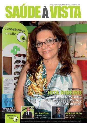 Saúde à Vista Edição nº 5 by Conselheiros da Visão - issuu 694b676d0e
