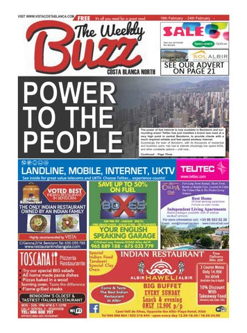 The Weekly Buzz 64 By The Buzz Newspaper Issuu