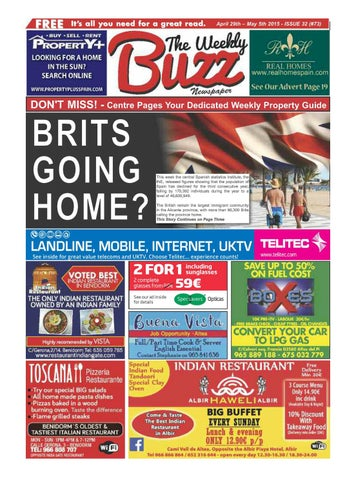 532fa1f5709 The Weekly Buzz 73 by The Buzz Newspaper - issuu