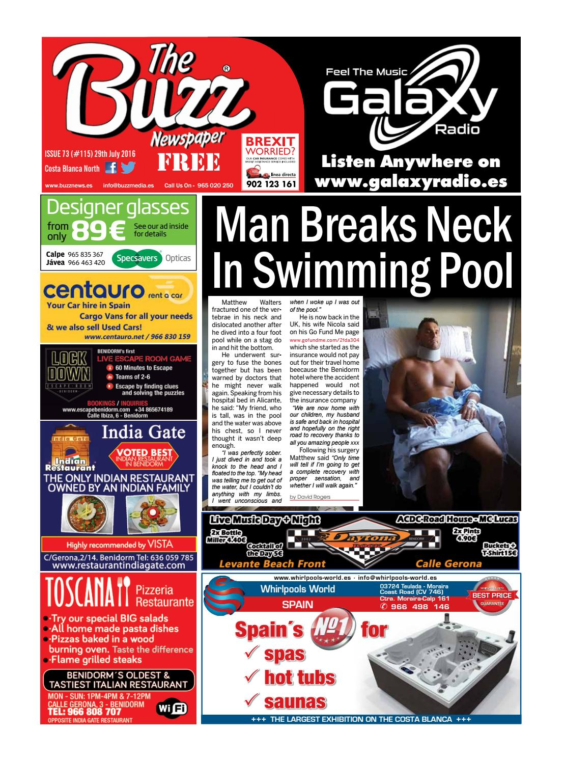 e0a1fd73d6 The Buzz 115 by The Buzz Newspaper - issuu