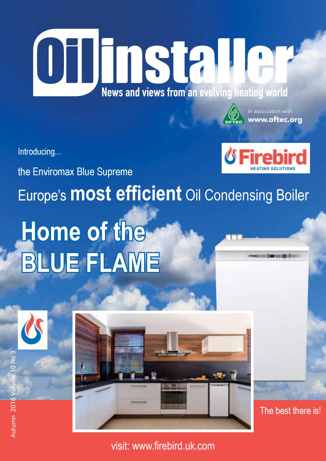 Oil Installer Autumn 2016 by A&D Publishing - issuu