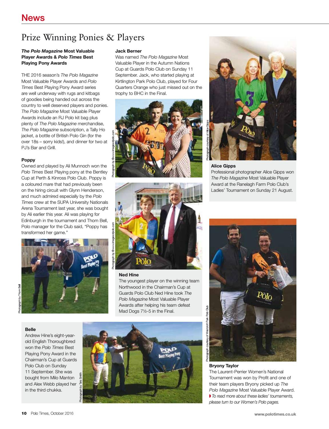 polo times oct16 by edit issuu