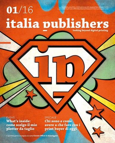 Italia Publishers 01 2016 by Density - issuu 3a39dc36f97