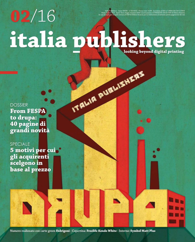 Italia Publishers 02 2016 by Density - issuu 73dd9ebfcd5