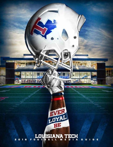 eb2bc090676 2016 Louisiana Tech Football Media Guide by Louisiana Tech Athletics ...