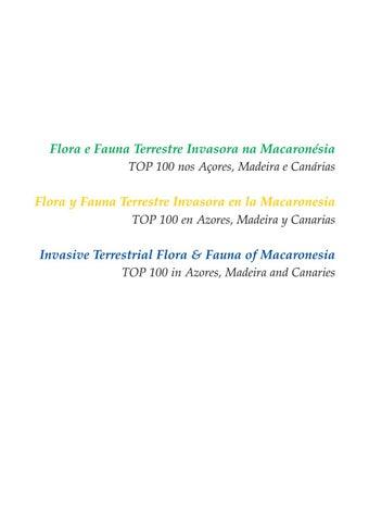Top100 plantas invasoras da macaronesia part 1 by instituto das page 1 fandeluxe Choice Image
