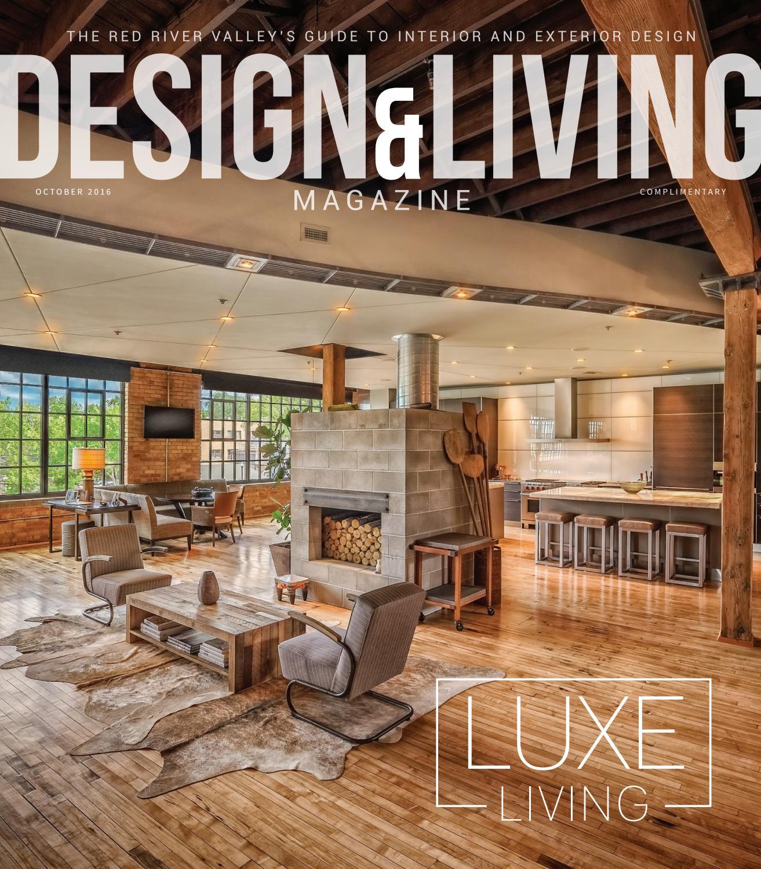 design u0026 living october 2016 by spotlight media issuu