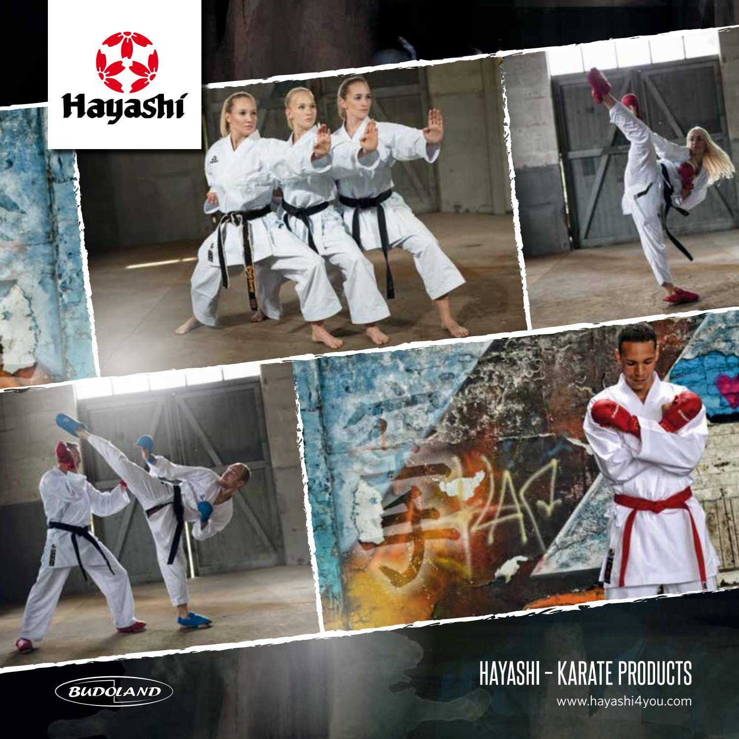 Hayashi Karateanzug 027 027 Uni