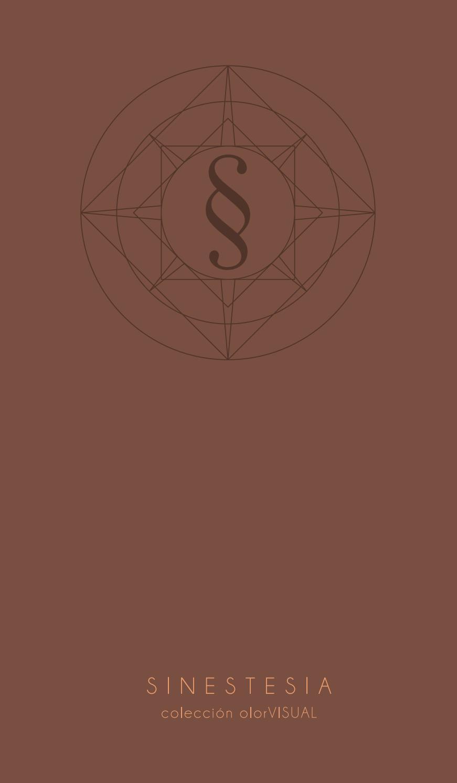 SINESTESIA. colección olorVISUAL by colección olorVISUAL - issuu