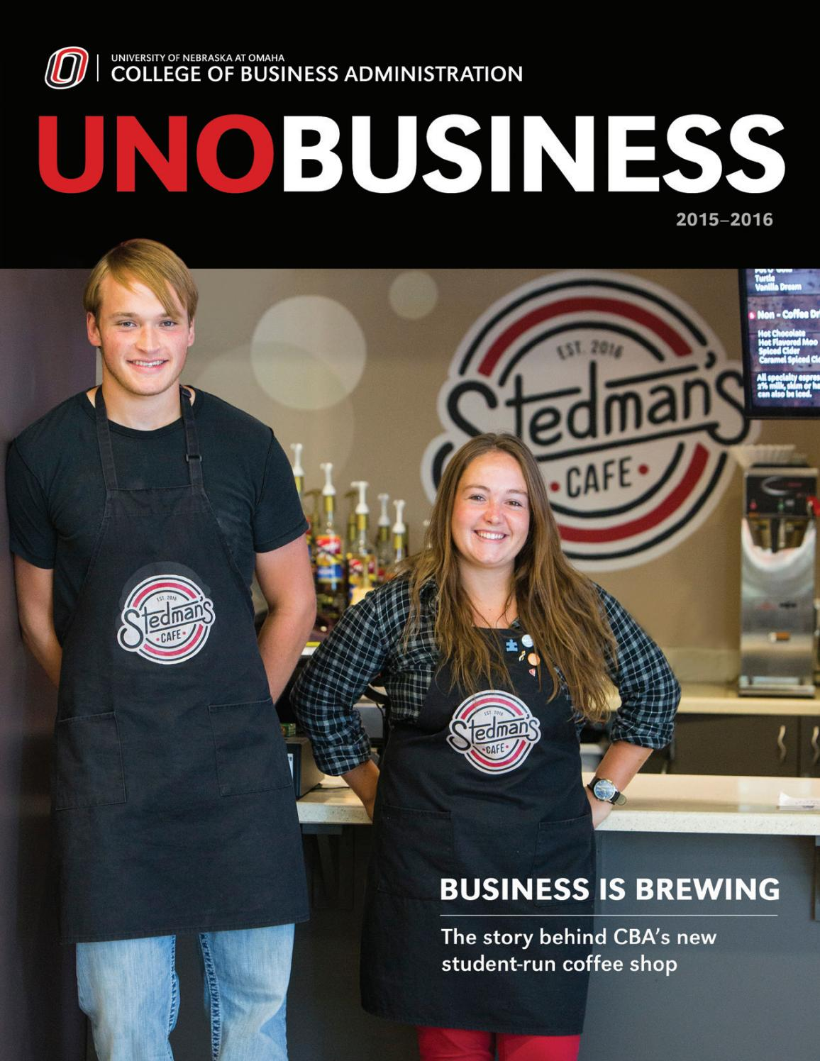 uno business 2016 by uno college of business administration issuu