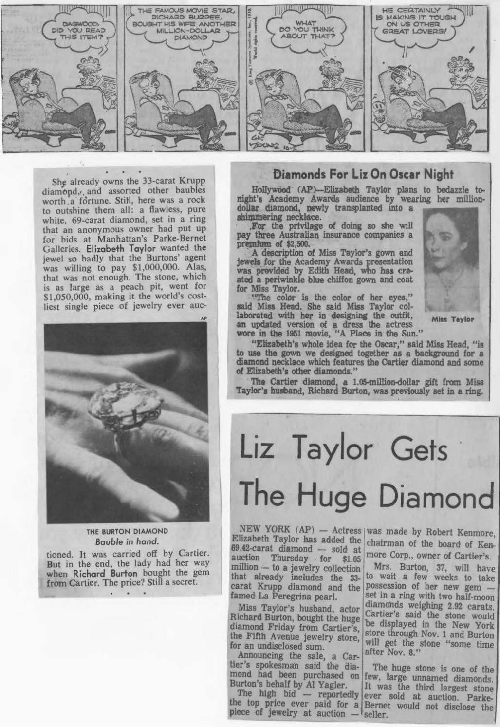 95a4ae2385 Elizabeth Taylor Scrapbook by Pacific Lutheran University Archives - issuu