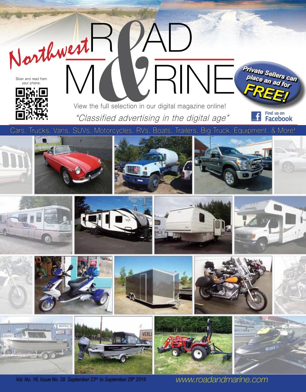 Road And Marine Digital Magazine Vol 16 38 By 93 94 95 96 97 Honda Del Sol Oem Interior Fuse Box Cover Issuu