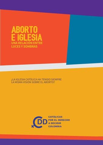 Aborto E Iglesia Una Relación Entre Luces Y Sombras By
