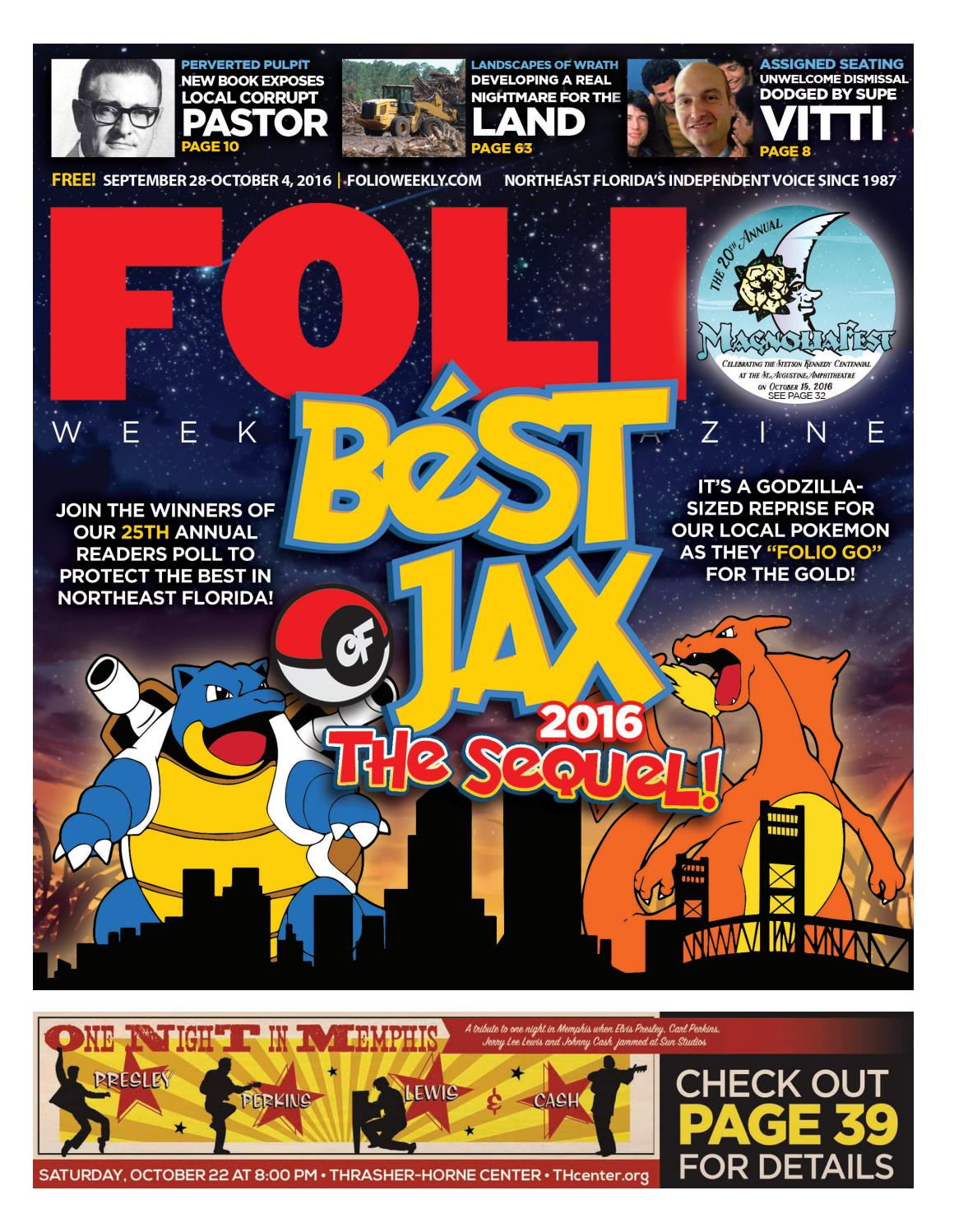 38ff60b2331e 10 21 16 BEST of JAX 2016  The SEQUEL by Folio Weekly - issuu