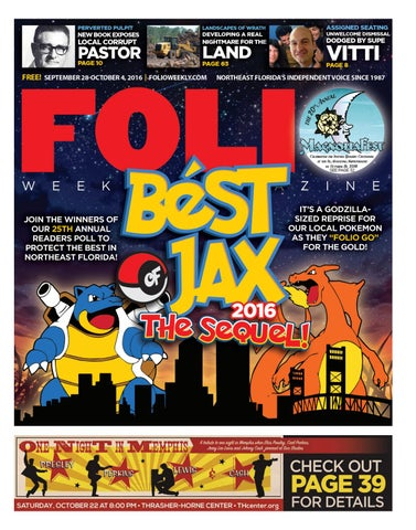 10/21/16 BEST of JAX 2016: The SEQUEL