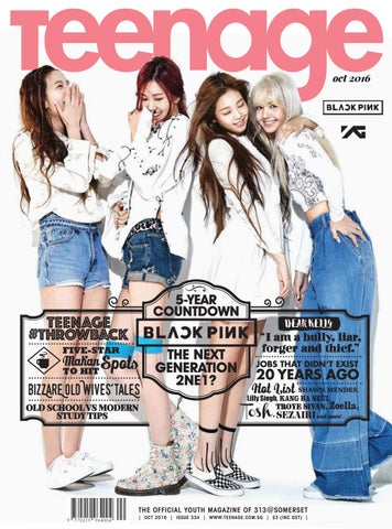 c9b7bb1cd7f Teenage Oct issue 334 (Preview) by Teenage Magazine - issuu