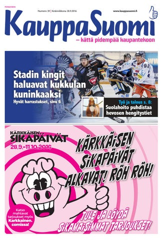 sports shoes a1c68 a9484 KauppaSuomi 39 2016 (P) by KauppaSuomi - issuu