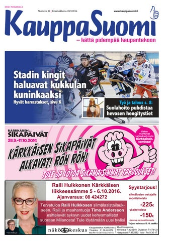 sports shoes 43533 09103 KauppaSuomi 39 2016 (K-P) by KauppaSuomi - issuu