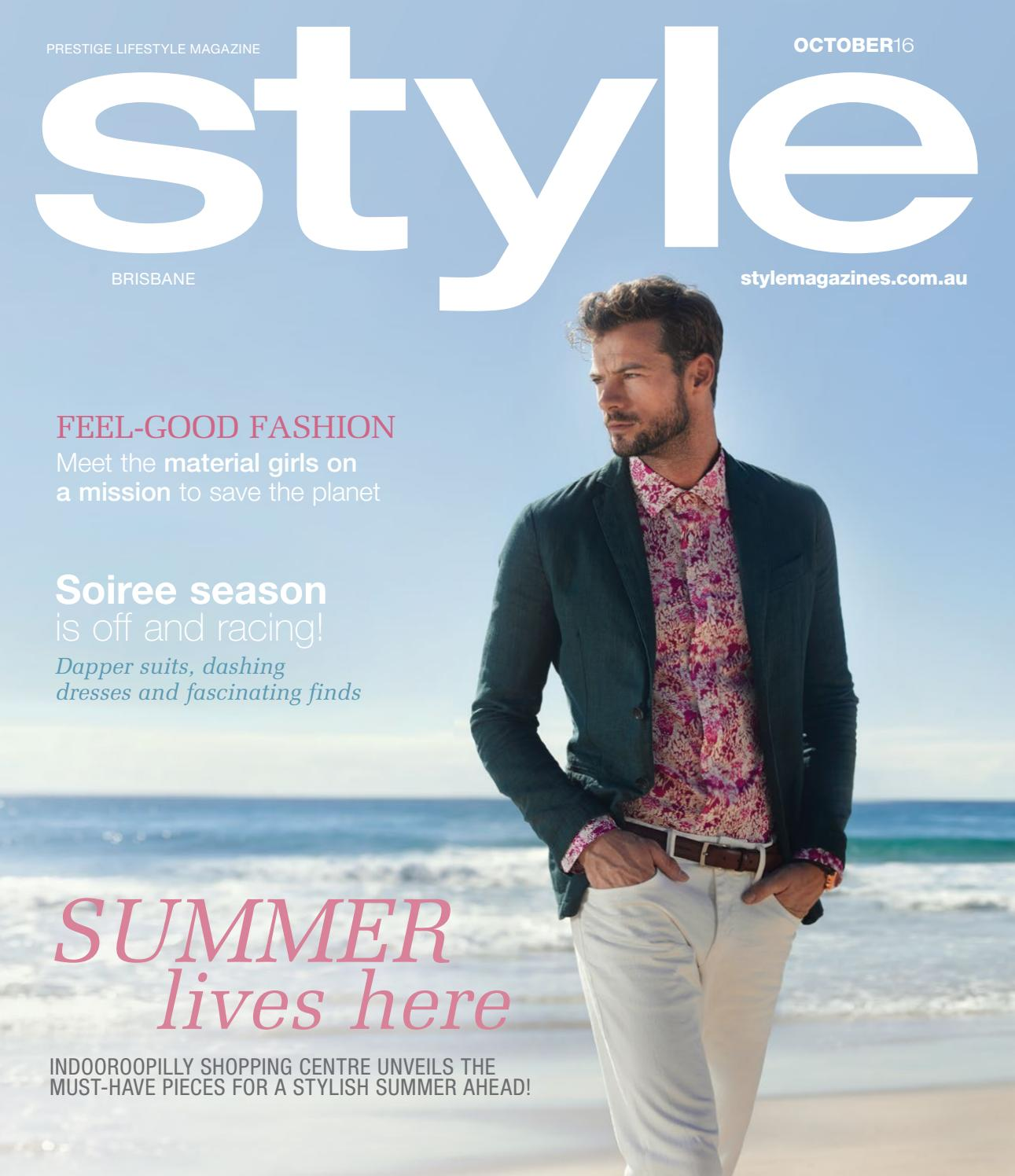 STYLE | October 2016 by Style Media issuu