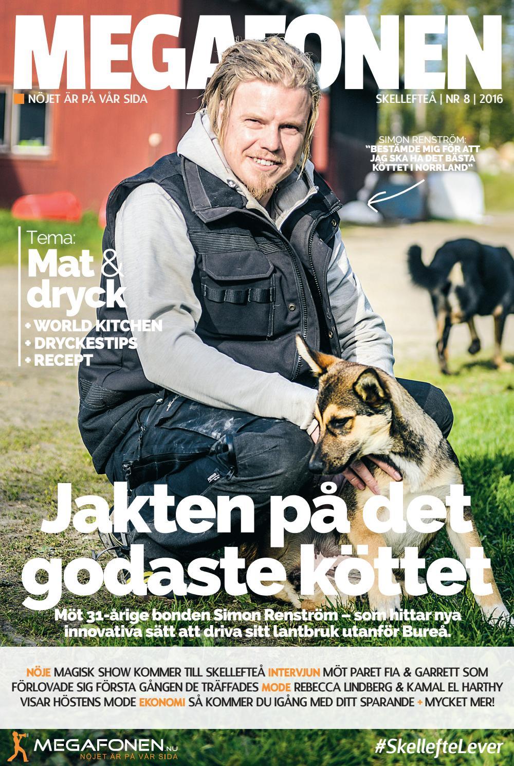 Megafonentidningen nr 8 2016 by Megafonen Skellefteå - issuu 75fbdf5116b83