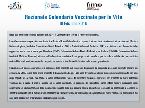 Calendario Per La Vita.Slide Calendario Per La Vita 2016 By Elisa Biomedia Issuu