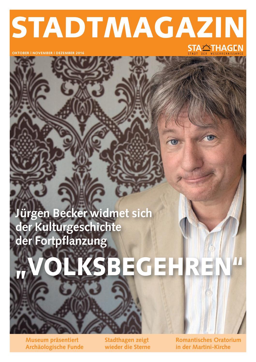 Stadtmagazin Stadthagen by Schaumburger Nachrichten ...