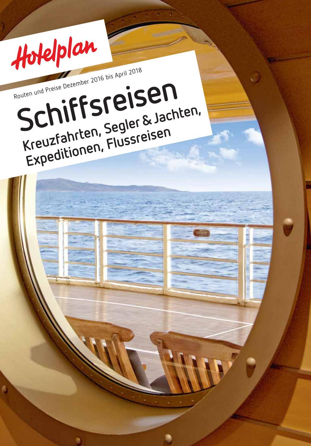 Preise Und Routen Hotelplan Schiffsreisen Von Dezember 2016 Bis April 2018 By Hotelplan Suisse Mtch Ag Issuu