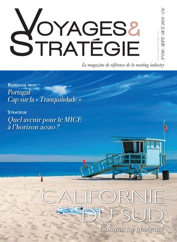 Voyages strat gie n 190 septembre octobre 2016 by for Agence up paysage