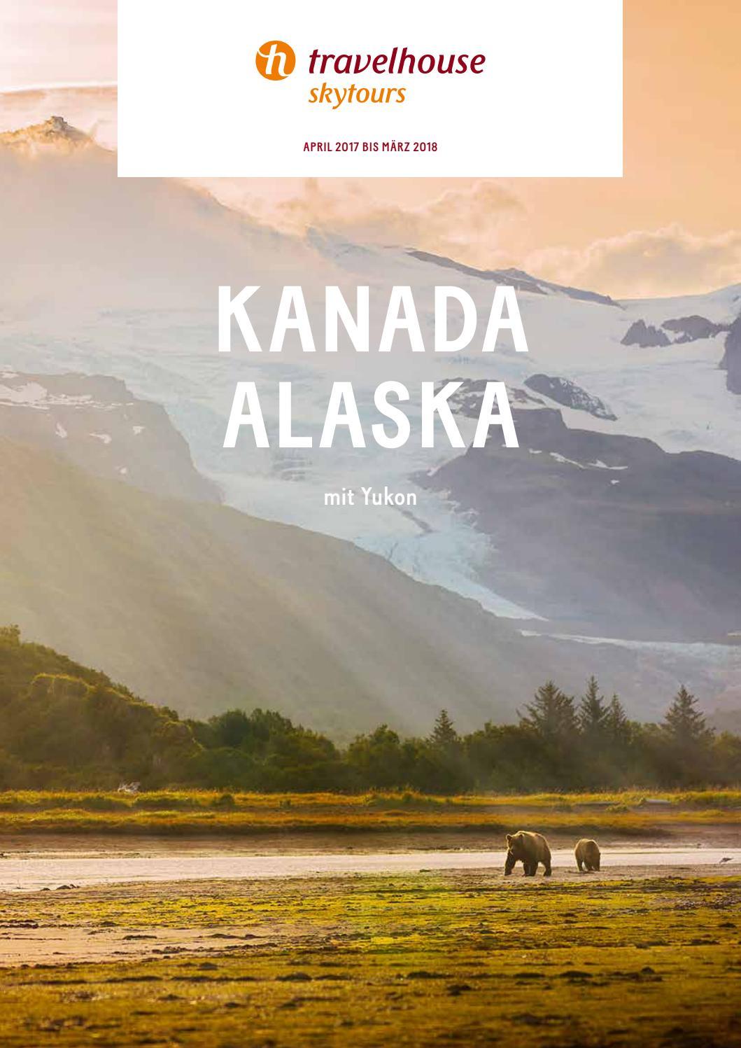 Travelhouse Kanada, Alaska – von April 2017 bis März 2018 by ...