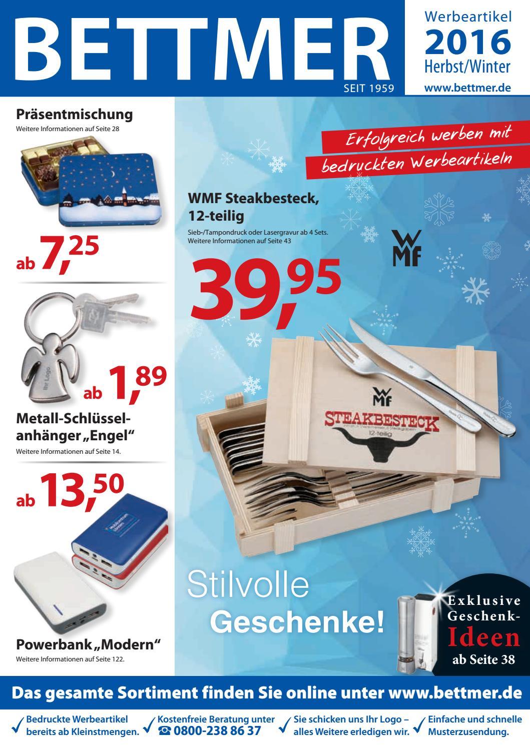 Bettmer Werbeartikel Winterkatalog 2016 By Gmbh Issuu De Luxe Timer With Ic 4093 7808