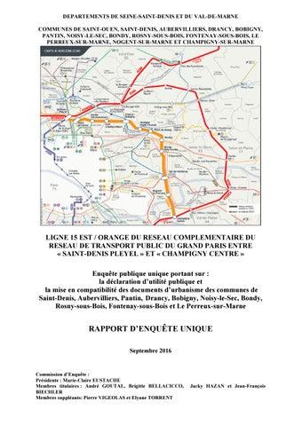8c047cfb59f4 Document 1 - Partie I - Rapport d enquête unique by SGP Enquête ...