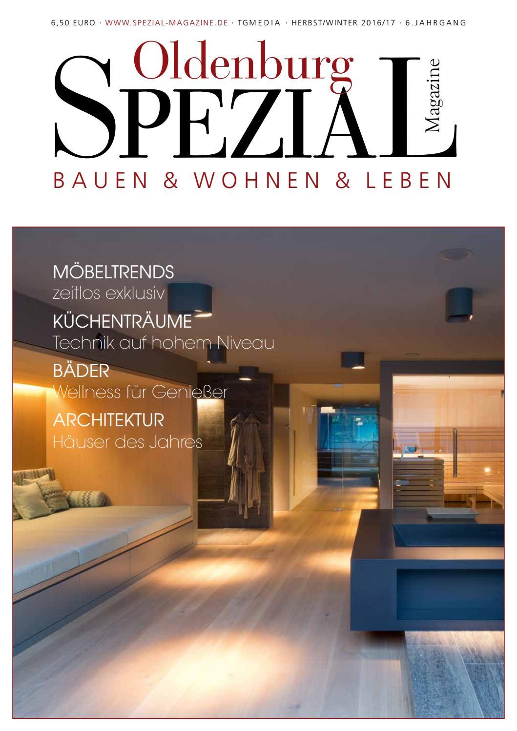 Oldenburg bauen herbst2016 low by Spezial Magazine , TG MEDIA - issuu