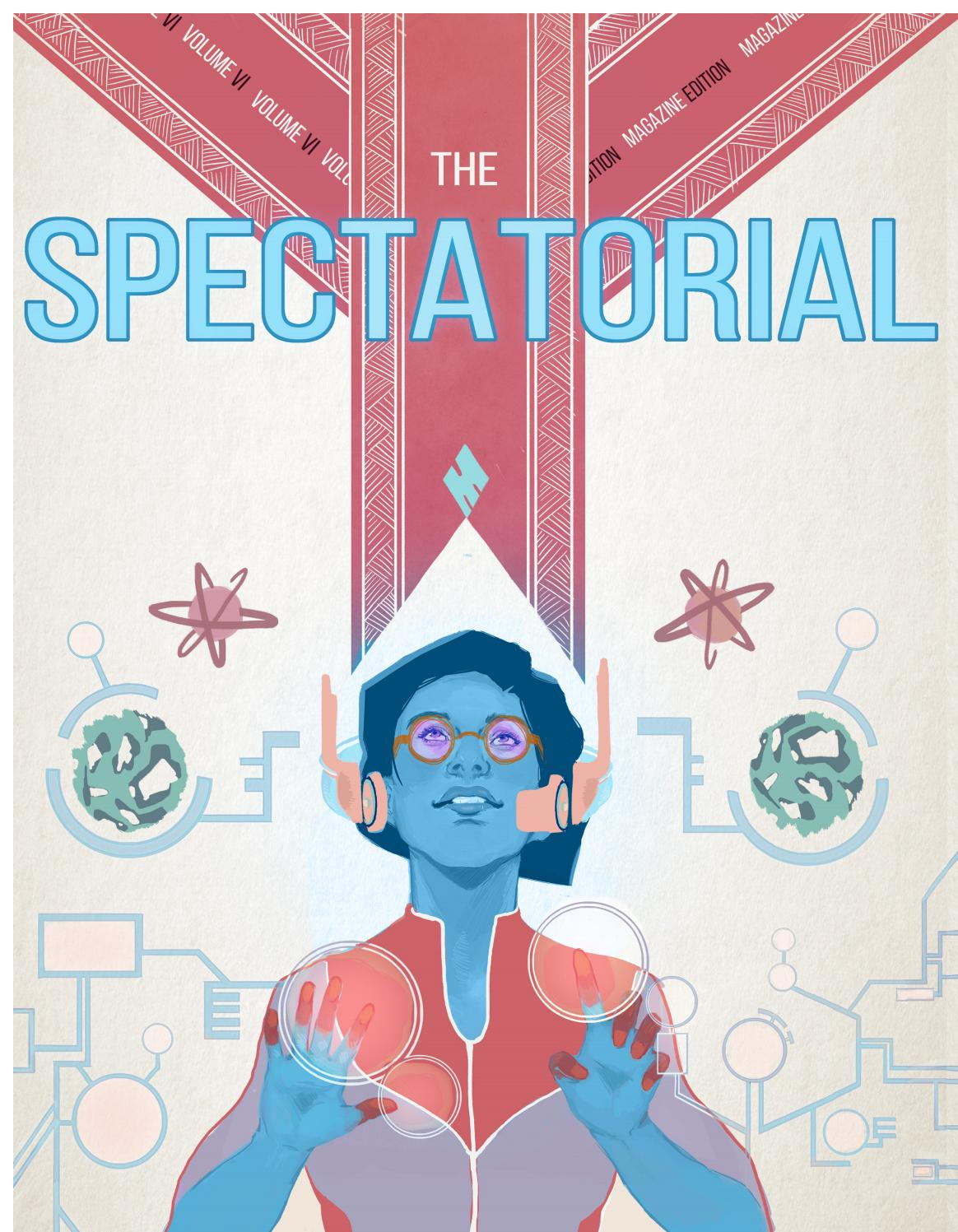 3beecfaf7 The Spectatorial Vol. 6  Canadian Speculative Fiction Magazine by ...