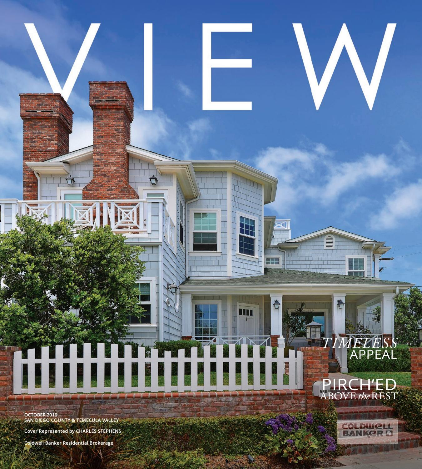 View San Diego Temecula Valley by Coldwell Banker issuu