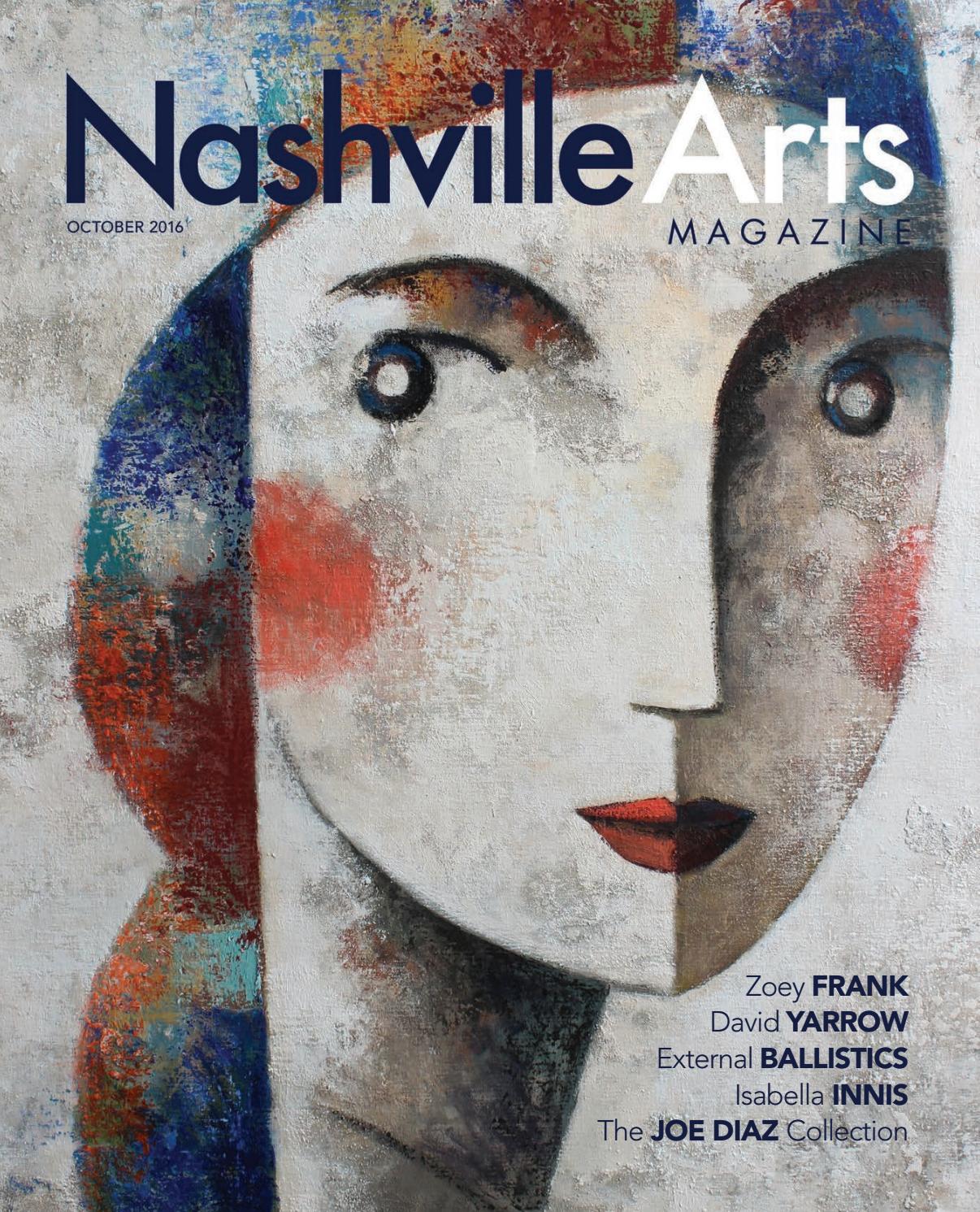 Nashville Arts Magazine - October 2016 by Nashville Arts Magazine - issuu 4bcfbfef1