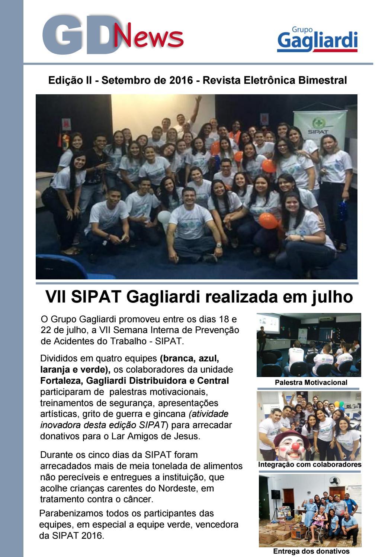 02 Revista Edição Julho E Agosto De 2016 By Davi Rodrigues