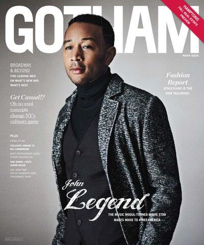 7732834691cb27 Gotham - 2016 - Issue 5 - Late Fall - John Legend by MODERN LUXURY ...