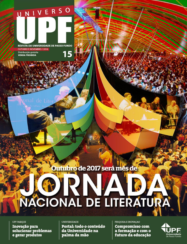 Revista Universo UPF  15 - Outubro e Novembro by Universidade de Passo  Fundo - issuu 871e45e1281