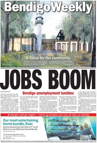 3f425f8eb0 Bendigo Weekly 987 by Bendigo Weekly - issuu