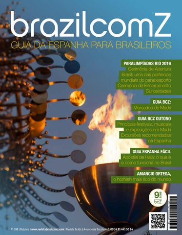Revista Brazilcomz Nº 108 Outubro By Revista Brazilcomz Issuu