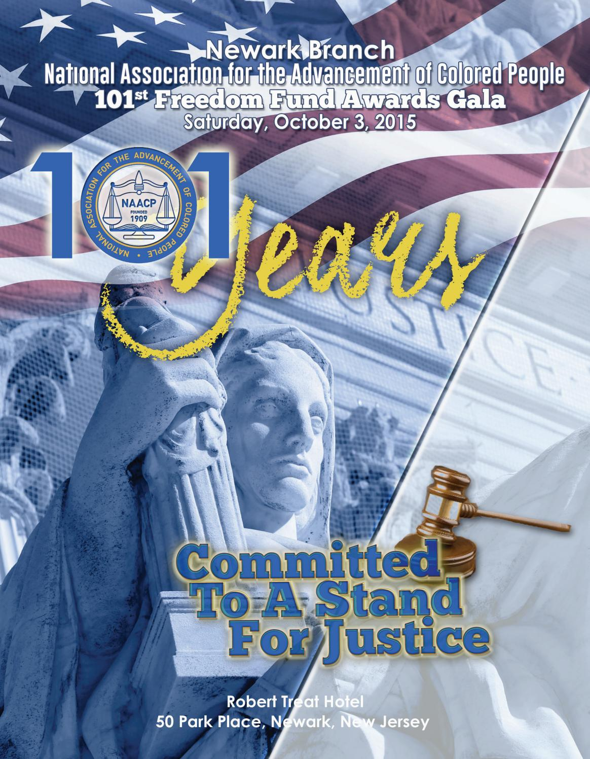 100th newark branch naacp journal by mldcommunications issuu aiddatafo Image collections