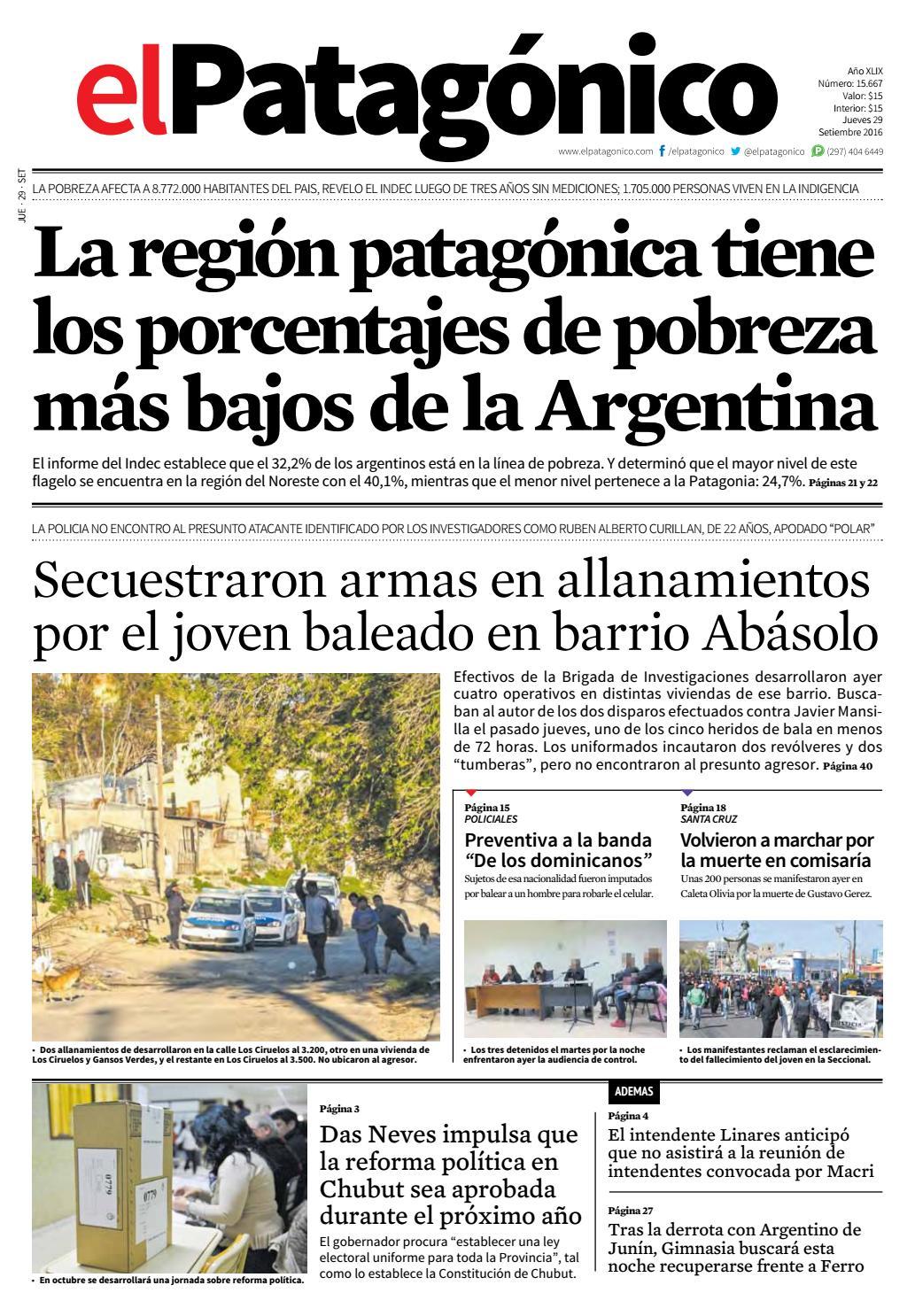 cfa55ac48ab edicion001929092016.pdf by El Patagonico - issuu