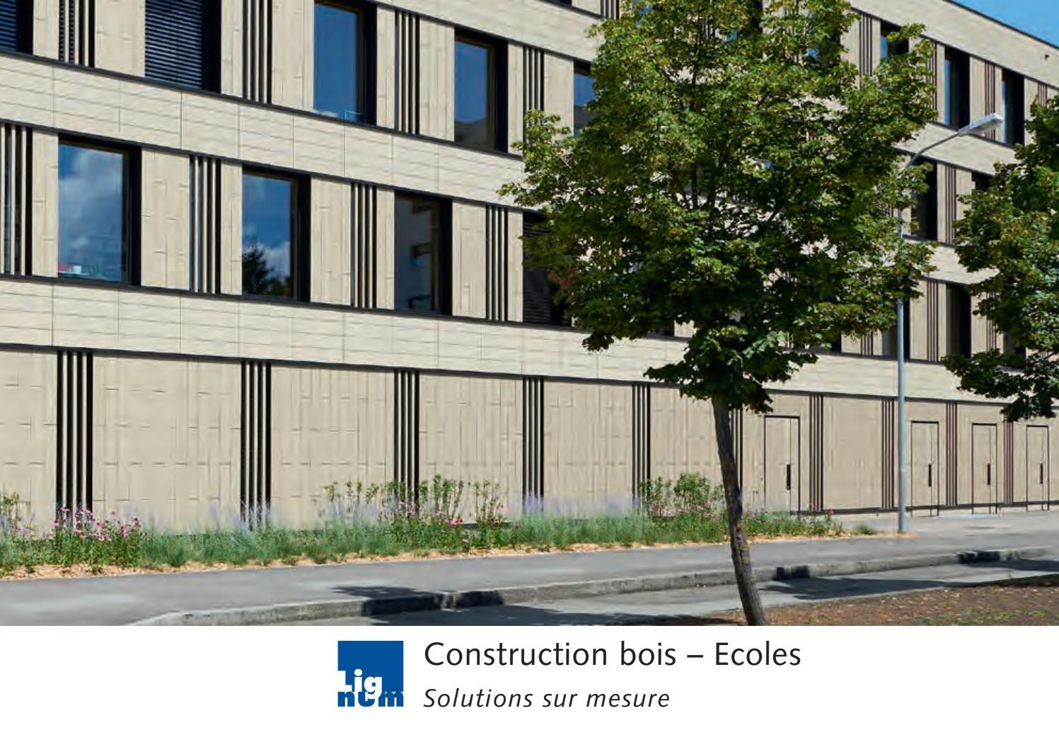 construction bois neuchatel