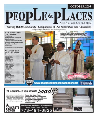 e71b46373f7 October 2016 People   Places Newspaper by Jennifer Creative - issuu
