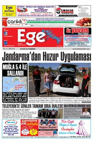 4e8bfff588152 29 eylül 2016 perşembe by EGE GAZETESİ - issuu