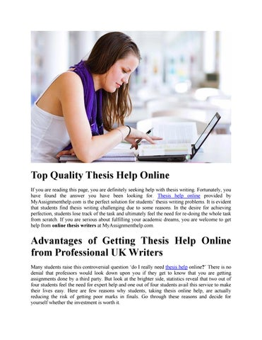 Online thai thesis sample resume for fitter machinist