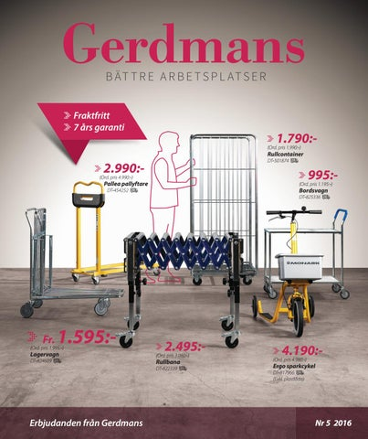 Gerdmans – Hösten 2017 (SE) by Gerdmans - issuu 99802a3fc6f6f