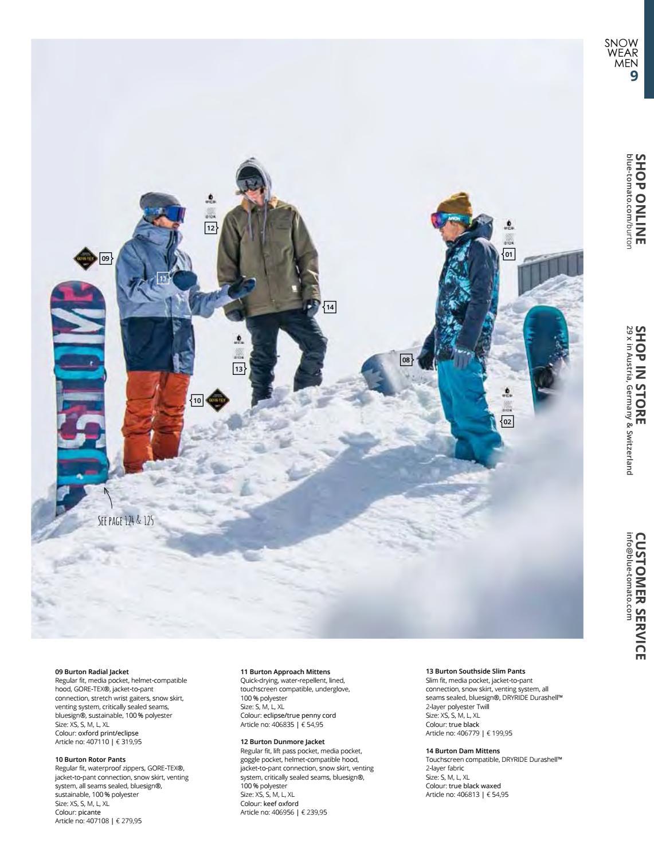 4f3ccf201b6 Blue Tomato Snowboard Catalogue 2016/17 by Blue Tomato - issuu
